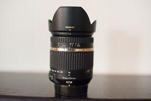 Tamron 18-270 for Nikon