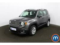 2017 Jeep Renegade 1.4 Multiair Longitude 5dr DDCT Auto CrossOver Petrol Automat