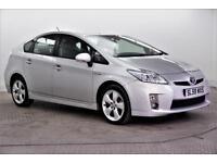 2009 Toyota Prius T SPIRIT VVT-I PETROL/ELECTRIC silver CVT