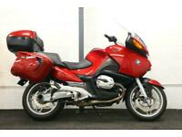 BMW R1200RT NON ABS ** Full History - Sat Nav Preparation - Centre Stand **