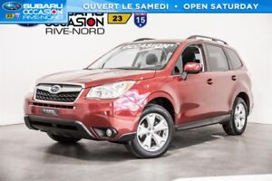 Subaru Forester Touring TOIT.OUVRANT+MAGS+SIEGES.CHAUFFANTS 2016
