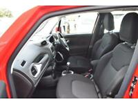 2015 Jeep Renegade 1.4 MultiAir II Longitude (s/s) 5dr Petrol red Manual