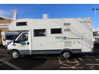 Fiat Ducato Chausson Welcome 17 Motorhome