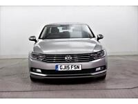2015 Volkswagen Passat S TDI BLUEMOTION TECHNOLOGY Diesel silver Manual