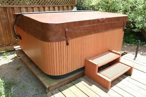 Custom Spa and hot tub covers starting as low as $329