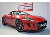 Jaguar F-TYPE 3.0 V6 Supercharged 380 Bhp Quickshift - LOW RATE PCP £579 P/MONTH