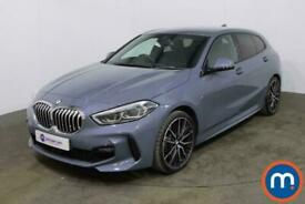 image for BMW 1 Series 118i M Sport 5dr Hatchback Petrol Manual