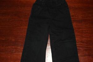 George 2T black pants $3