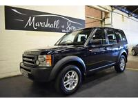2006 56 LAND ROVER DISCOVERY 2.7 3 TDV6 GS 5D AUTO 188 BHP DIESEL
