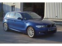 2007 BMW 1 Series 2.0 118i M Sport 5dr