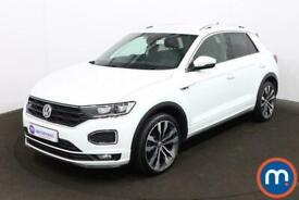 image for 2019 Volkswagen T-Roc 2.0 TSI 4MOTION R-Line 5dr DSG Auto Hatchback Petrol Autom