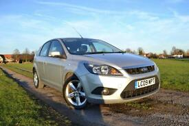 2009 Ford Focus 1.8TDCi Diesel 115ps Zetec £105 A Month £0 Deposit