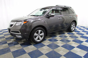 2011 Acura MDX LOW KMS* HEATED SEATS * 7 Passenger * WE PAY GST
