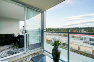 Incredible Apartment with Amazing View at Burnaby!!!