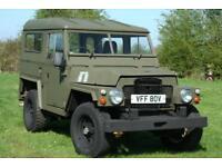 Land Rover Lightweight 2.25 Diesel Hard Top