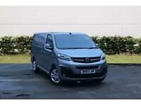 2019 Vauxhall Vivaro L2h1 Vn 2.0cdti 120 Elite 3.1t Panel Van Diesel Manual