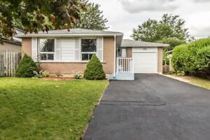 MODERN UPGRADED BUNGALOW IN CAMBRIDGE! GREAT LOCATION!