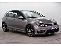 2016 Volkswagen Golf R-LINE TDI BLUEMOTION TECHNOLOGY DSG Diesel grey Semi Auto