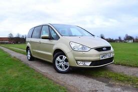2007 Ford Galaxy 1.8TDCi ( 125ps ) 6sp Diesel Zetec £116 A Month £0 Deposit