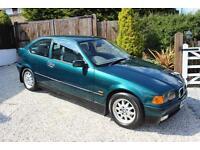BMW 318 1.9ti auto i Ti Compact
