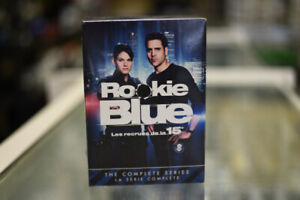 Rookie Blue Complete Series