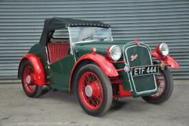 Lloyd 350cc Deluxe Microcar of 1939 in excellent condition - Villiers engine