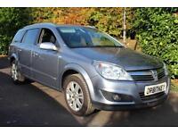 Vauxhall/Opel Astra 1.8i 16v ( 140ps ) auto 2007MY Design 59.000 Miles £750