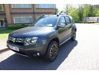 SOLD 2016 Dacia Duster 1.5dCi 4X4 Left hand drive Lhd Spanish Registered