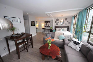 Downtown Yaletown Condo - Partially Furnished