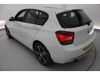 2014 BMW 1 SERIES 116d Sport 5dr Step Auto