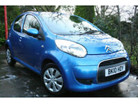 Citroen **C1 1.0i** VTR+ **£20 Road Tax** 2010 ^^5 Door^^