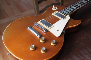 1974 vintage Gibson Les Paul Deluxe goldtop all original gem