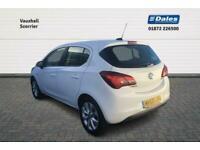 2018 Vauxhall Corsa 1.4T [100] Energy 5dr [AC] Hatchback Petrol Manual