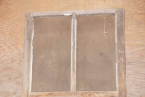 A VARIETY OF  WINDOWS FRAMES AND SCREENS - ALL MUST GO!