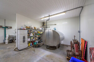 SOLD Prime Dairy Farm in Ingersoll.Jersey Herd, Storage+2 Homes! London Ontario image 5