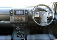 2009 NISSAN NAVARA DCI 170 OUTLAW 4X4 DOUBLE CAB (14562) PICK UP DIESEL