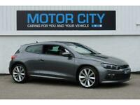 2013 Volkswagen Scirocco R LINE TDI BLUEMOTION TECHNOLOGY Coupe Diesel Manual