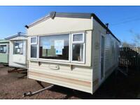 Cosalt Torino 28x10 2 bed 2006 6 berth used static caravan for sale offsite