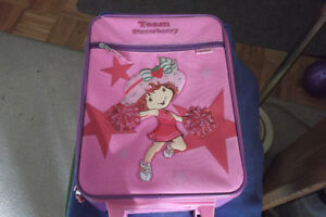 Child's Strawberry Shortcake Suitcase