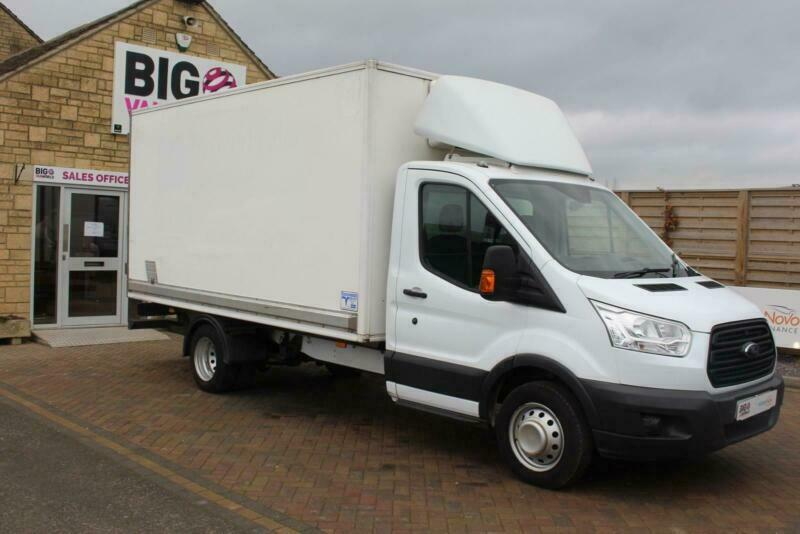 e12d5663302f3c 2015 FORD TRANSIT 350 TDCI 125 LWB LUTON FRIDGE DRW INSULATED REFRIGERATED  DIESE