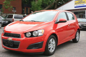 2013 Chevrolet Sonic LT automatic**ONE OWNER**clean**FINANCING