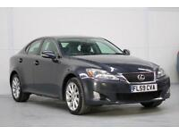 2010 Lexus IS 220d SE-I SAT NAV, REVERSE CAMERA, £171 MONTHLY