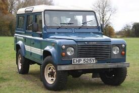 Land Rover 110 County Station Wagon 300 TDI - Defender