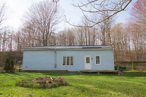 Fully Updated Bungalow on 3.5 acres! $214,900