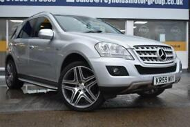 2009 59 Mercedes-Benz ML350 3.0TD GOOD & BAD CREDIT CAR FINANCE AVAILABLE