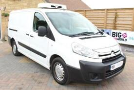 2013 CITROEN DISPATCH 1200 HDI 90 L2 H1 FRIDGE/FREEZER VAN LWB LOW ROOF INSULATE