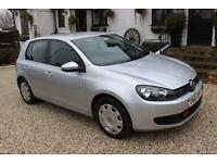 Volkswagen Golf 2.0TDI ( 140ps ) 2010MY SE
