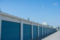 Two 10x20 STORAGE UNITS - Available Nov.1