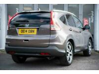 2014 Honda CR-V 2.0 i-VTEC SR 5dr Auto Estate Estate Petrol Automatic