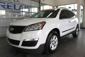 Chevrolet Traverse AWD , LS ,BLUETOOTH 4G LTEE  2017